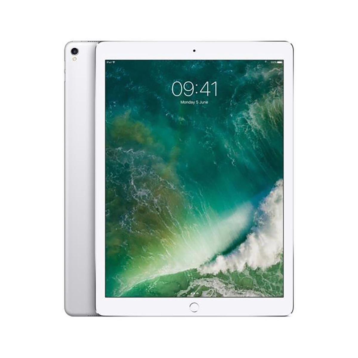 Image for Apple iPad Pro Cellular Wi-Fi 256GB 12MP Camera 12.9inch Silver Ref MTJ62B/A