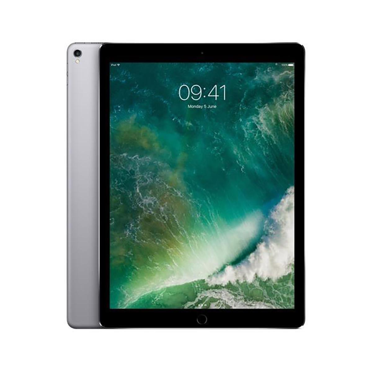 Image for Apple iPad Pro Cellular Wi-Fi 64GB 12MP Camera 12.9inch Space Grey Ref MTHJ2B/A